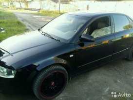 Прохладный Audi A4 2002