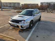 Новосибирск Impreza WRX 2002