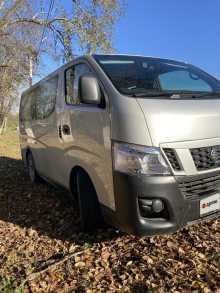 Свободный NV350 Caravan 2014