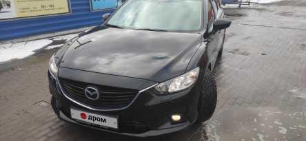 Брянск Mazda Mazda6 2014