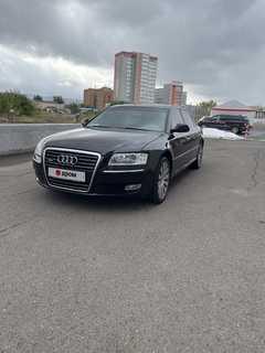 Красноярск Audi A8 2007