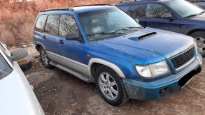 Волгоград Forester 1998