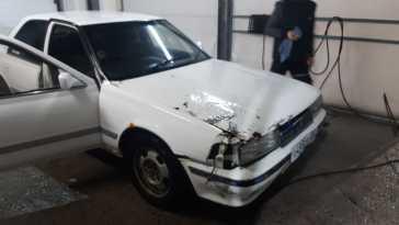 Новосибирск Toyota Cresta 1991