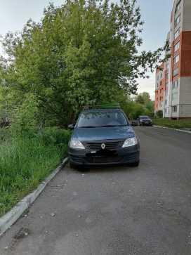 Брянск Renault Logan 2014
