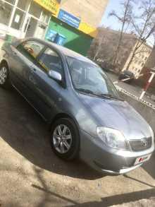 Уфа Corolla 2004