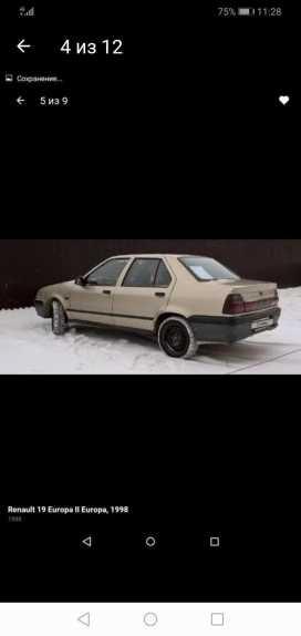 Саратов Renault 19 1998