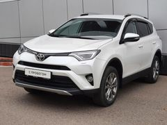 Набережные Челны Toyota RAV4 2018