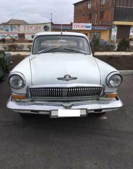 Каспийск 21 Волга 1964