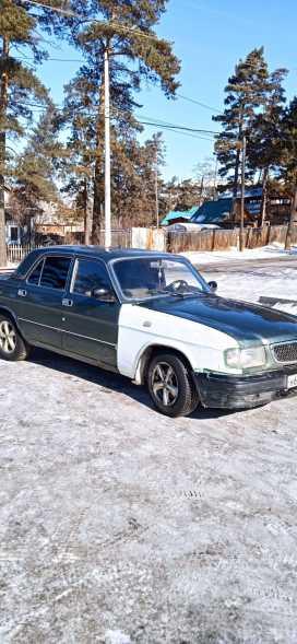 Атамановка 3110 Волга 2002