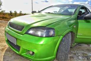Елань Opel Astra 2000