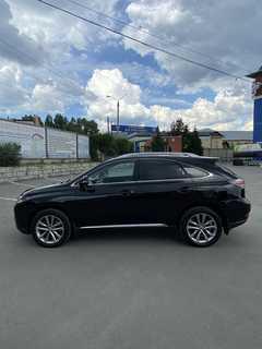 Барнаул RX350 2014