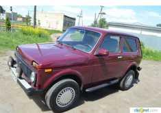 Новомосковск 4x4 2121 Нива 1999