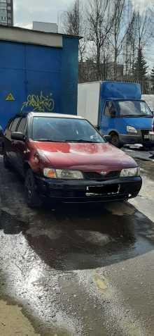 Москва Almera 1999
