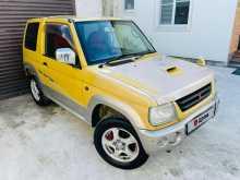 Новороссийск Pajero Mini 1999