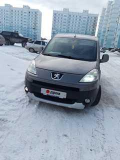 Новосибирск Partner Tepee 2011