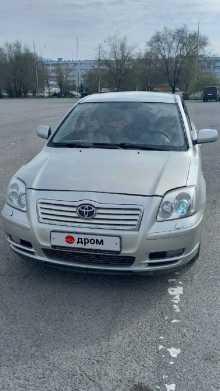 Волгоград Avensis 2004