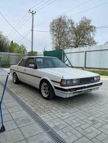 Екатеринбург Cresta 1986