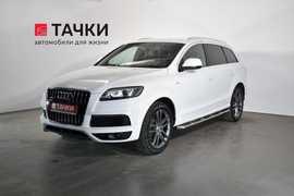 Иркутск Audi Q7 2012