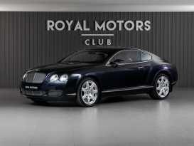 Москва Continental GT