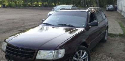 Саранск Audi 100 1992