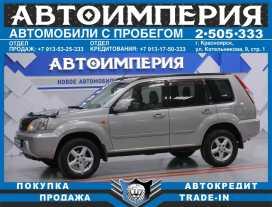 Красноярск X-Trail 2002