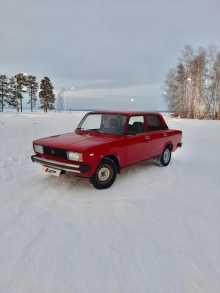 Снежинск 2105 1989