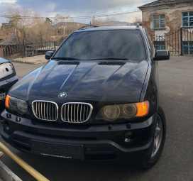 Чита BMW X5 2002