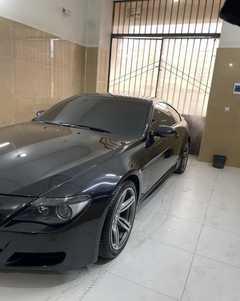 Хасавюрт BMW M6 2007