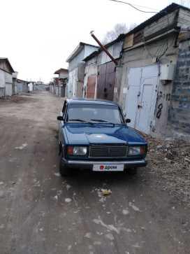 Усолье-Сибирское 2107 2003