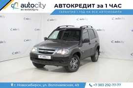Новосибирск Niva 2018