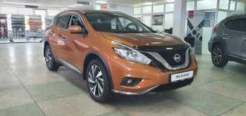 Братск Nissan Murano 2021