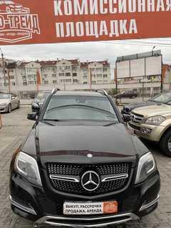 Севастополь GLK-Class 2014