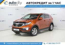 Новосибирск Sportage 2013