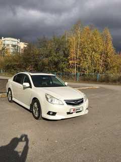 Томск Legacy 2010