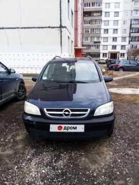 Владимир Opel Zafira 2003