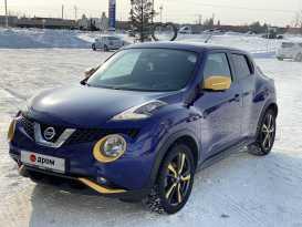Омск Nissan Juke 2014