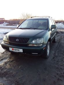 Чистоозёрное RX300 1998