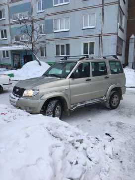 Новосибирск Патриот 2014