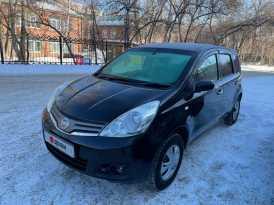 Иркутск Nissan Note 2010
