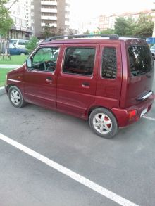 Анапа Wagon R Plus 1999
