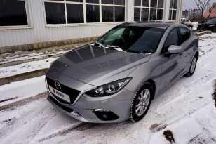 Севастополь Mazda3 2014