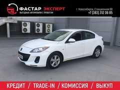Новосибирск Mazda3 2012