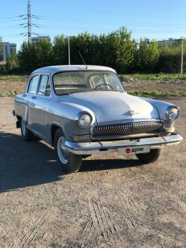 Иркутск 21 Волга 1958