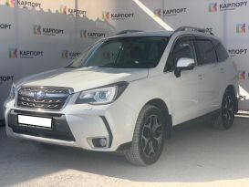 Самара Forester 2017