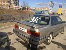 Новосибирск Accord 1990