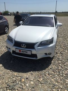 Нальчик Lexus GS350 2012