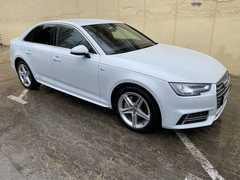 Сочи Audi A4 2018