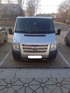 Екатеринбург Tourneo Custom