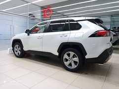 Томск Toyota RAV4 2021