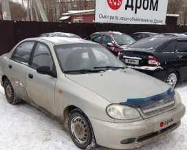 Пермь Lanos 2006